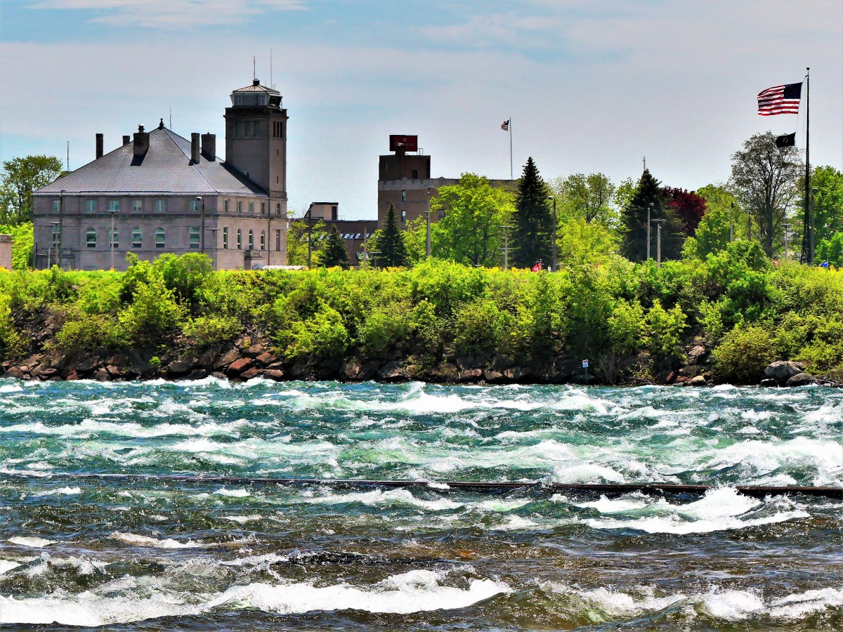 St. Mary's Rapids
