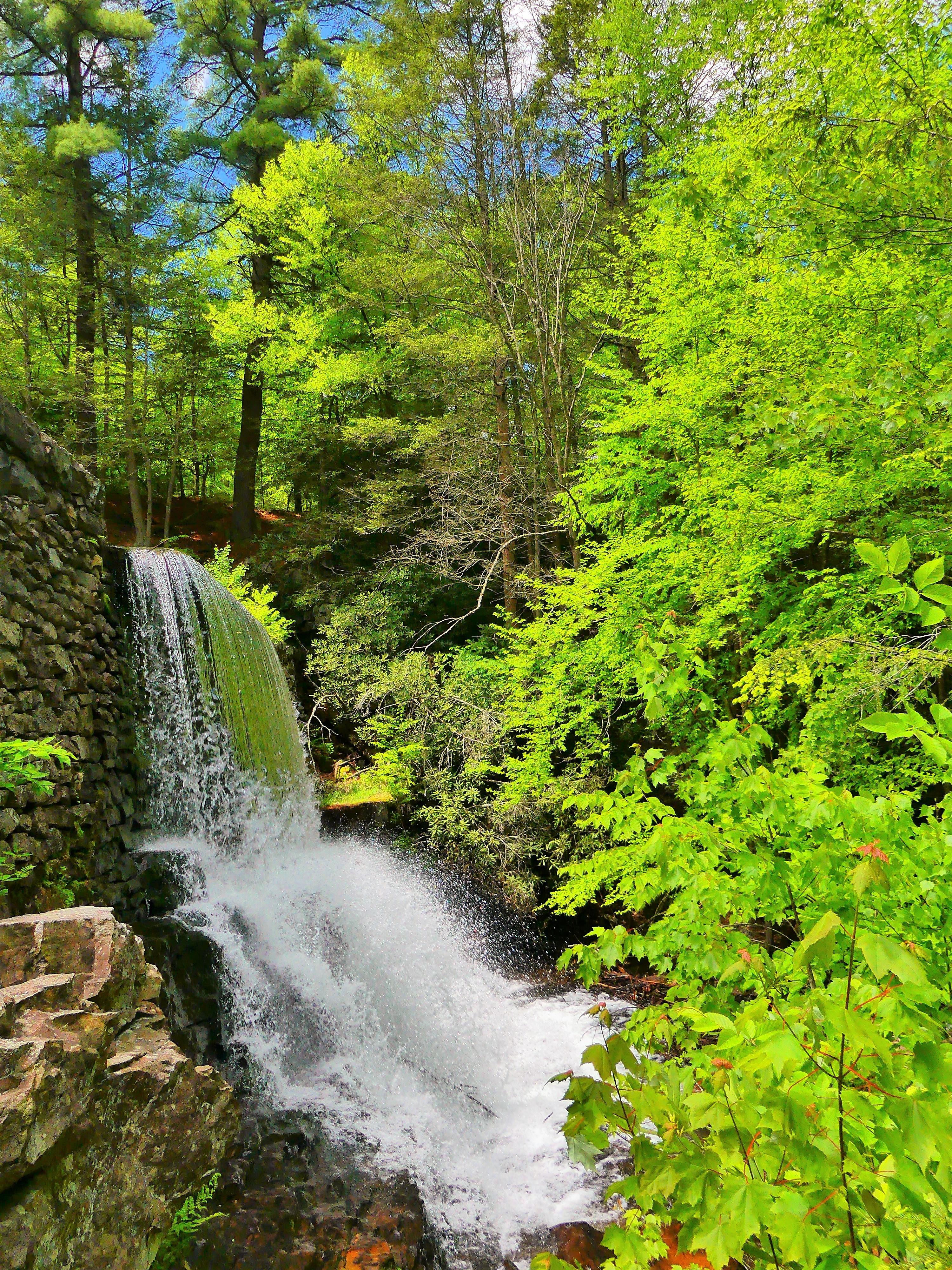 Stametz Dam Falls