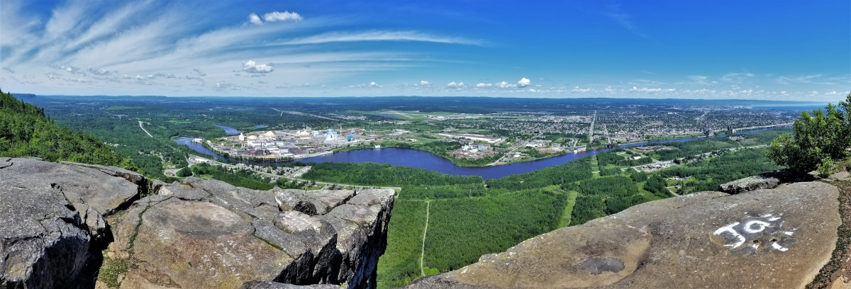 Thunder Bay overlook