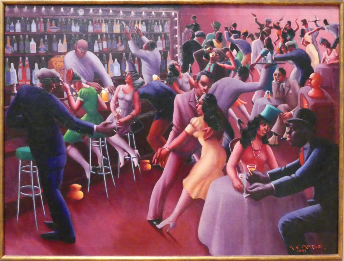Archibald John Motley Jr.'s Nightlife