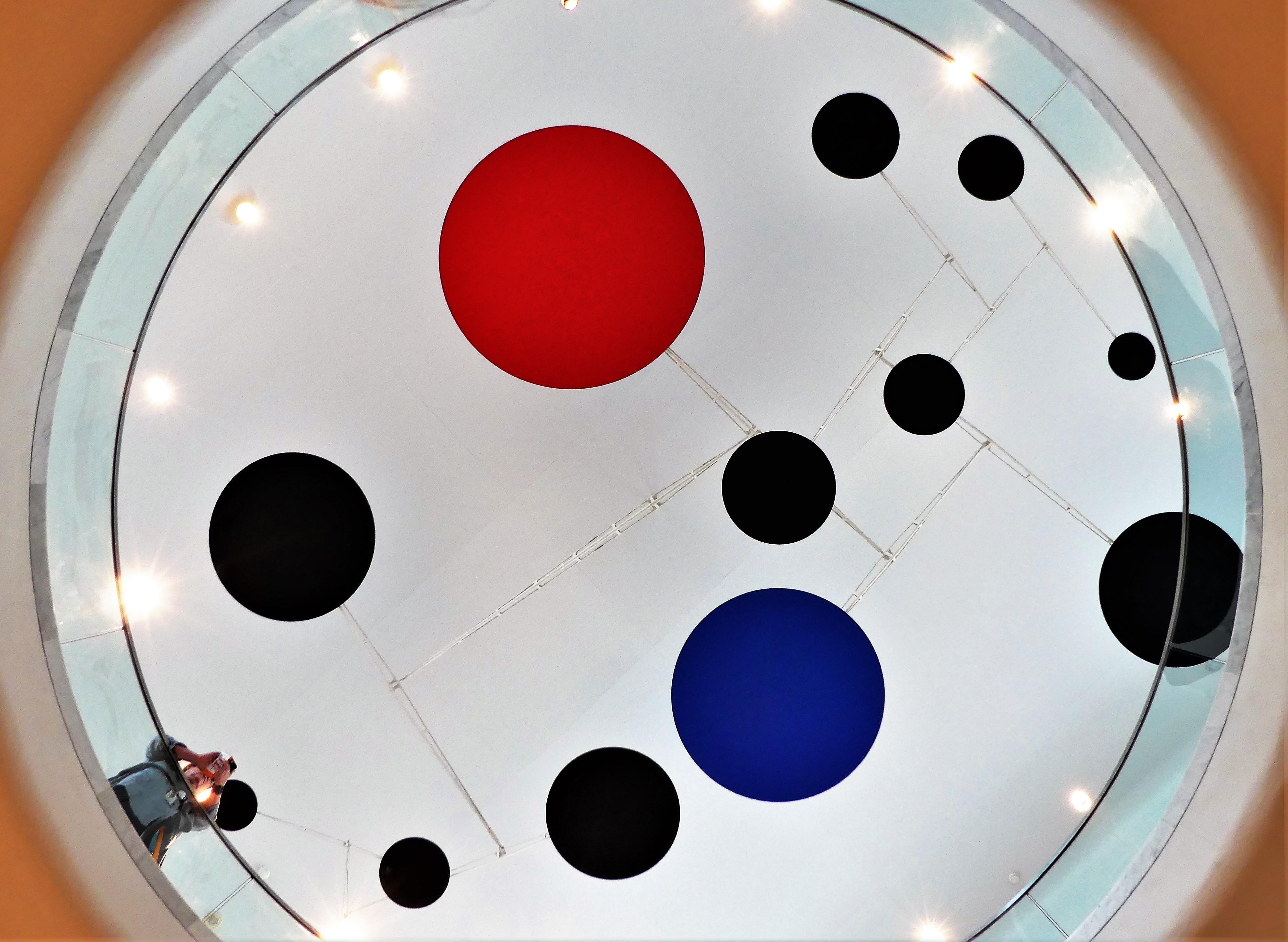 Calder dome