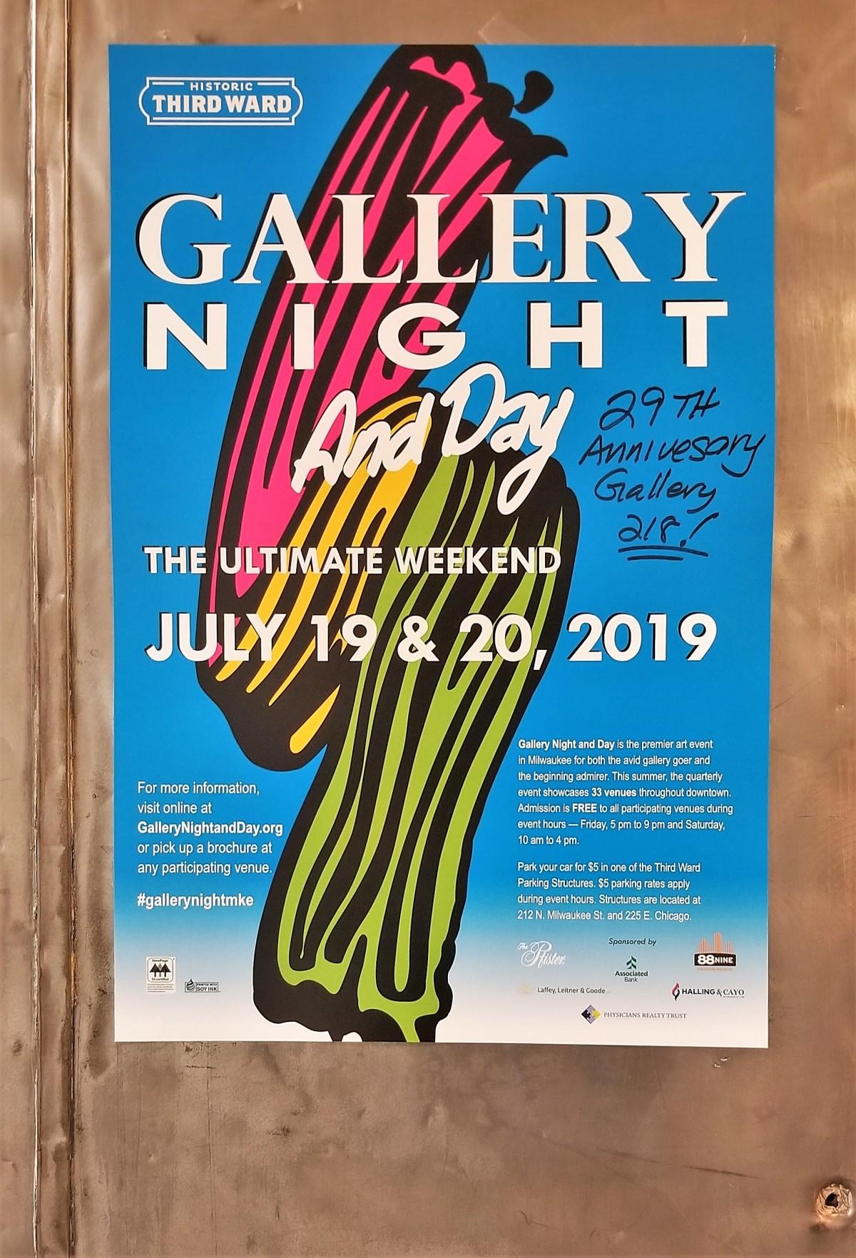 Gallery Night
