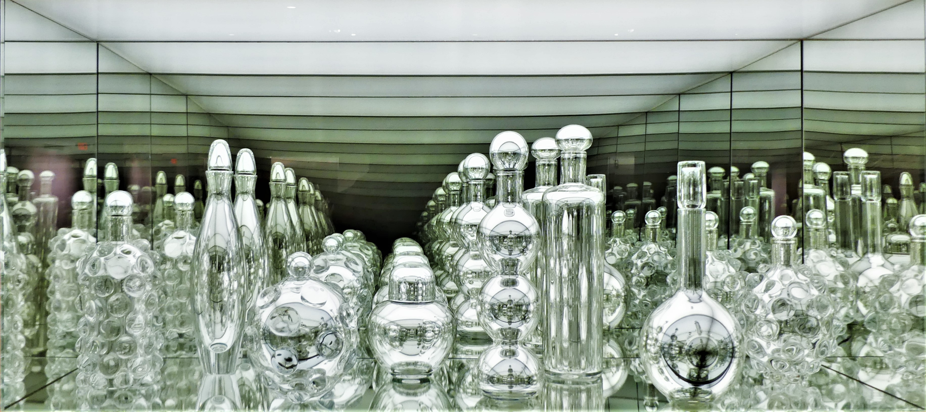 Glass and mirrors