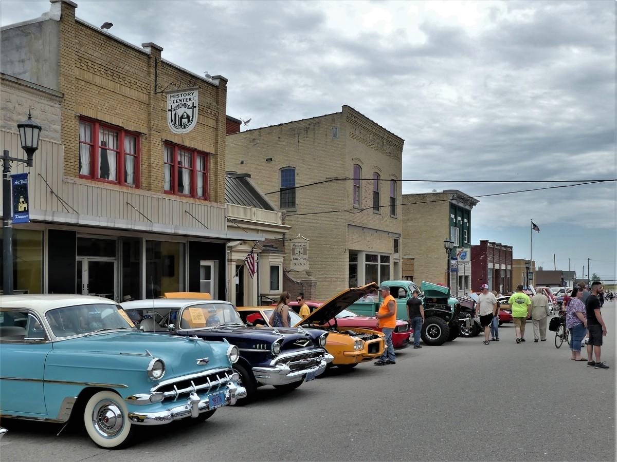Main St. Kewaunee