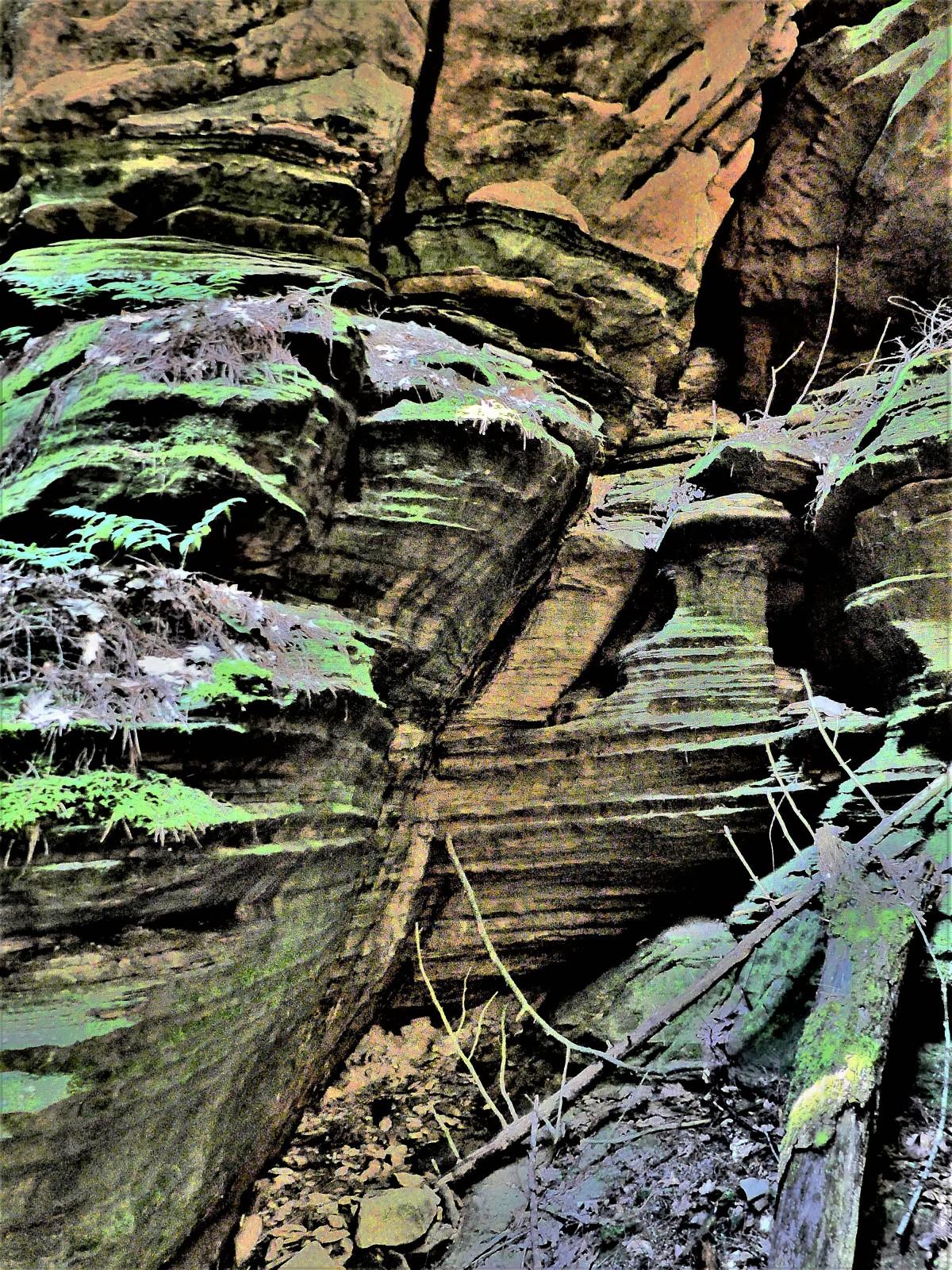 sedimentary formation (2)