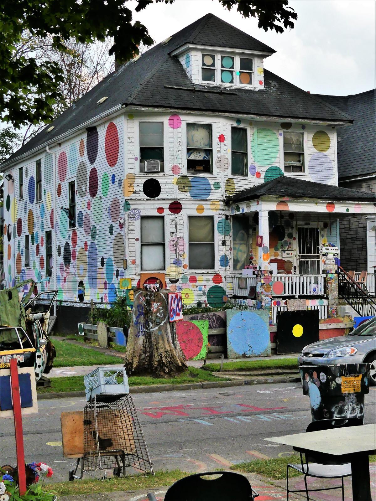 dot house