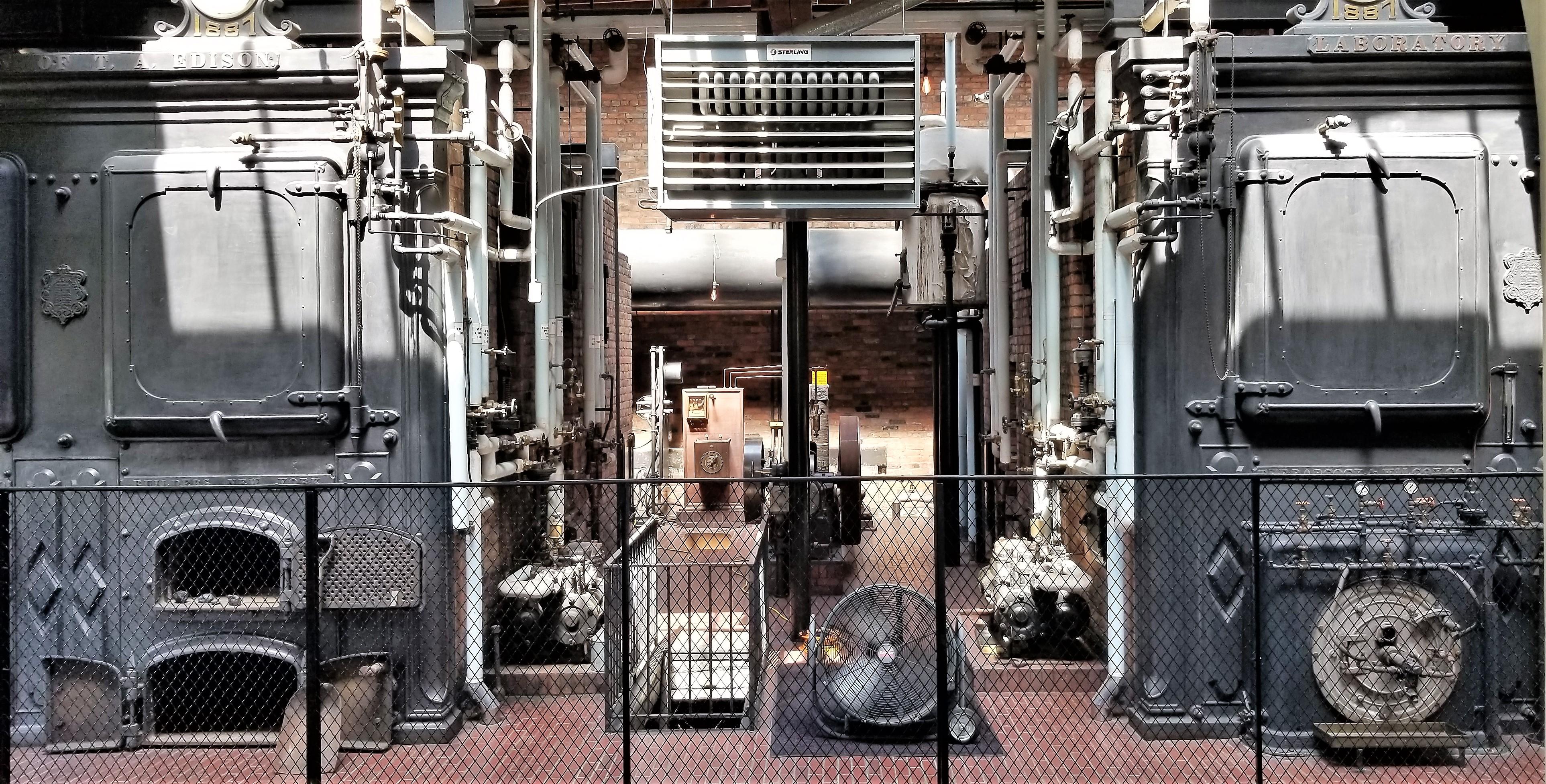 Edison generators