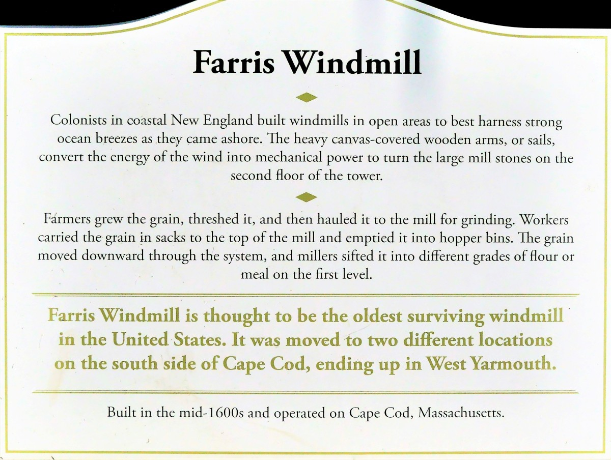 Farris Windmill sign