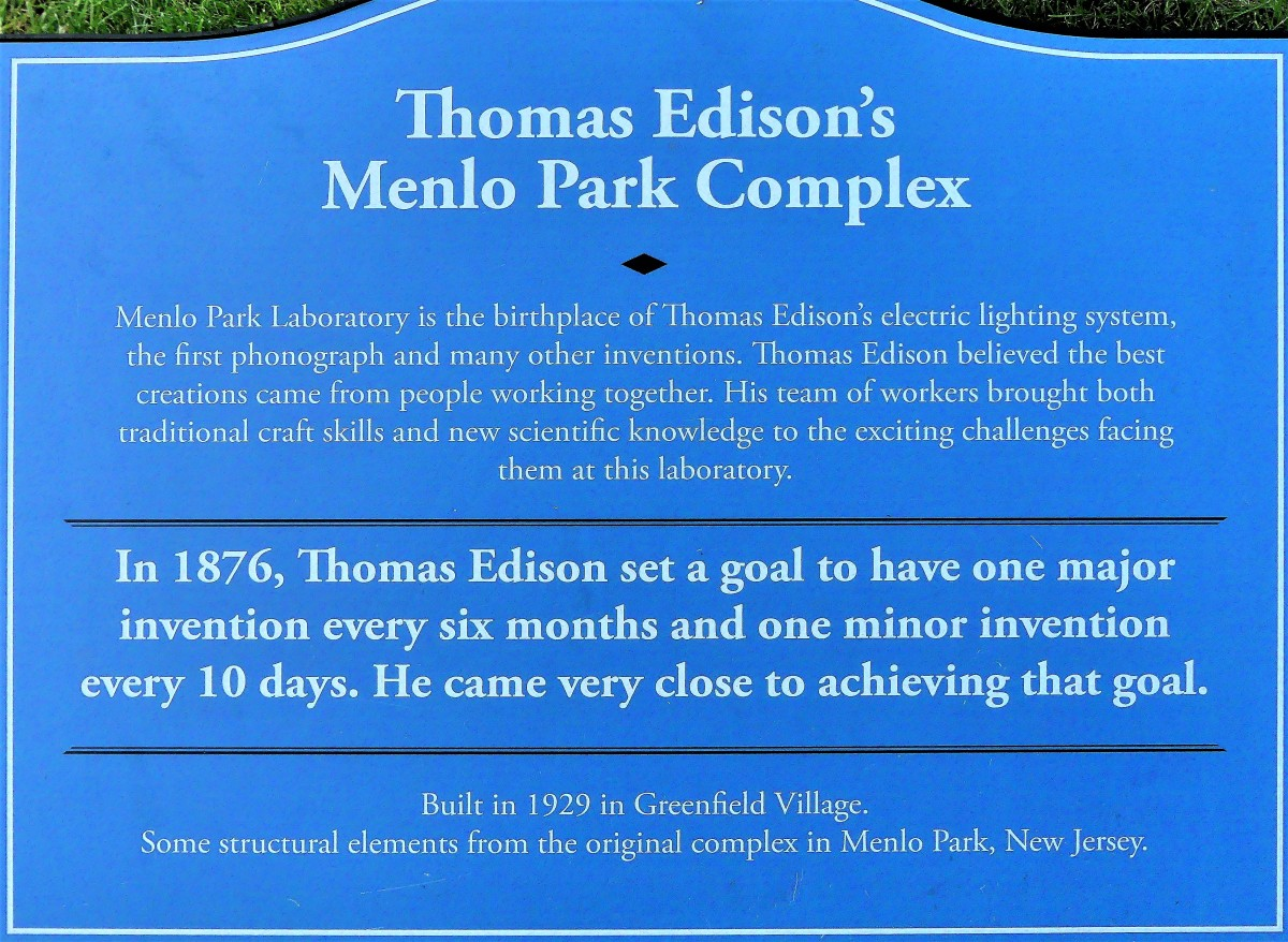 Menlo Park sign