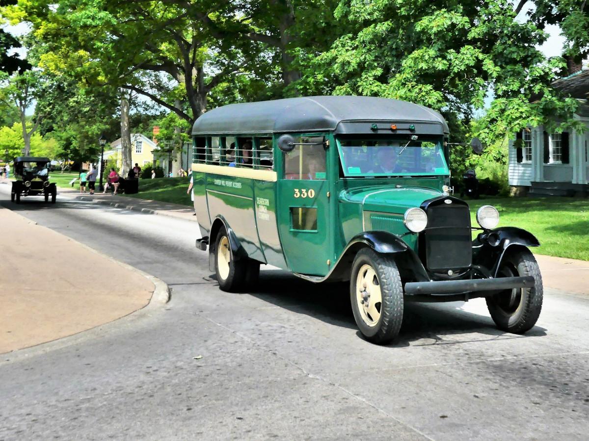 1931 Model AA Bus