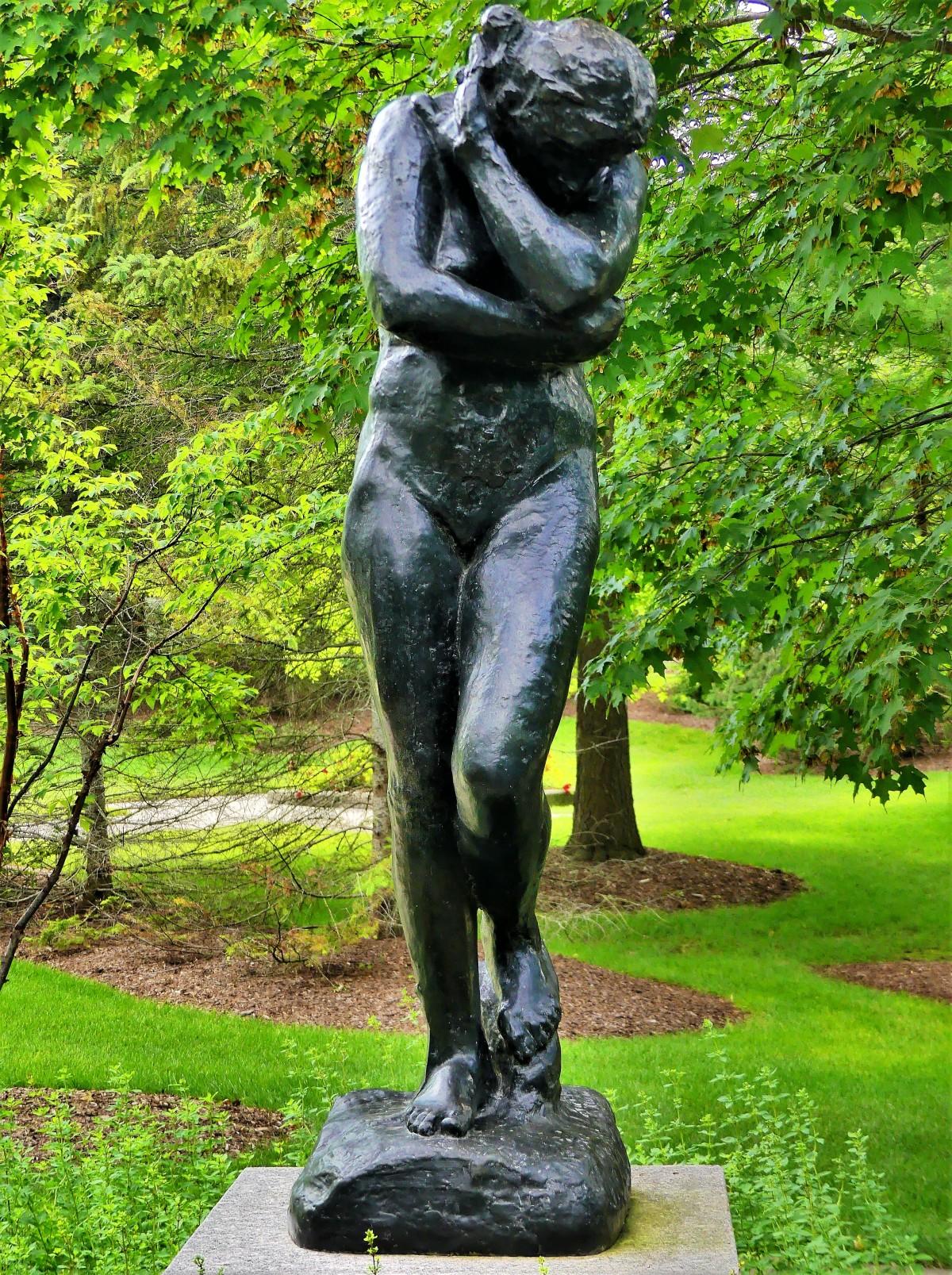 Rodin's Eve
