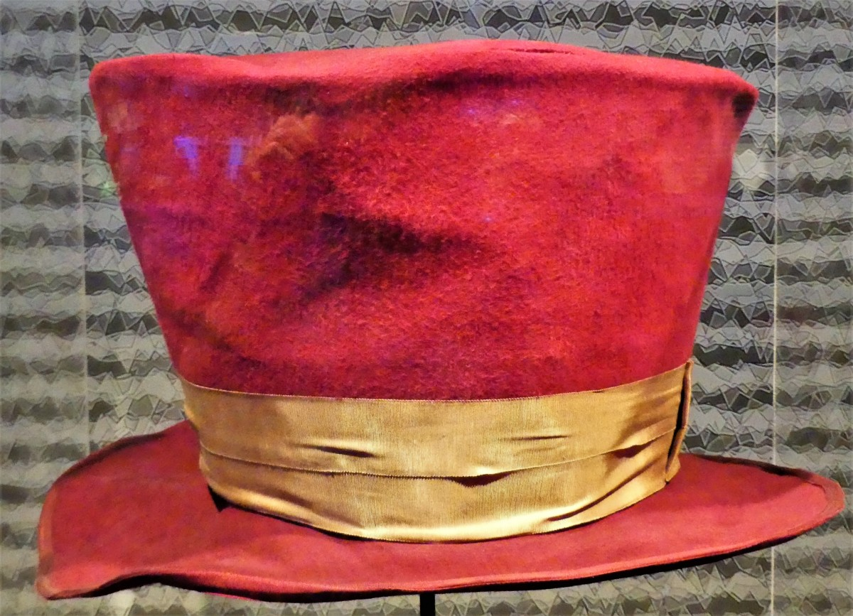 Tom Petty hat