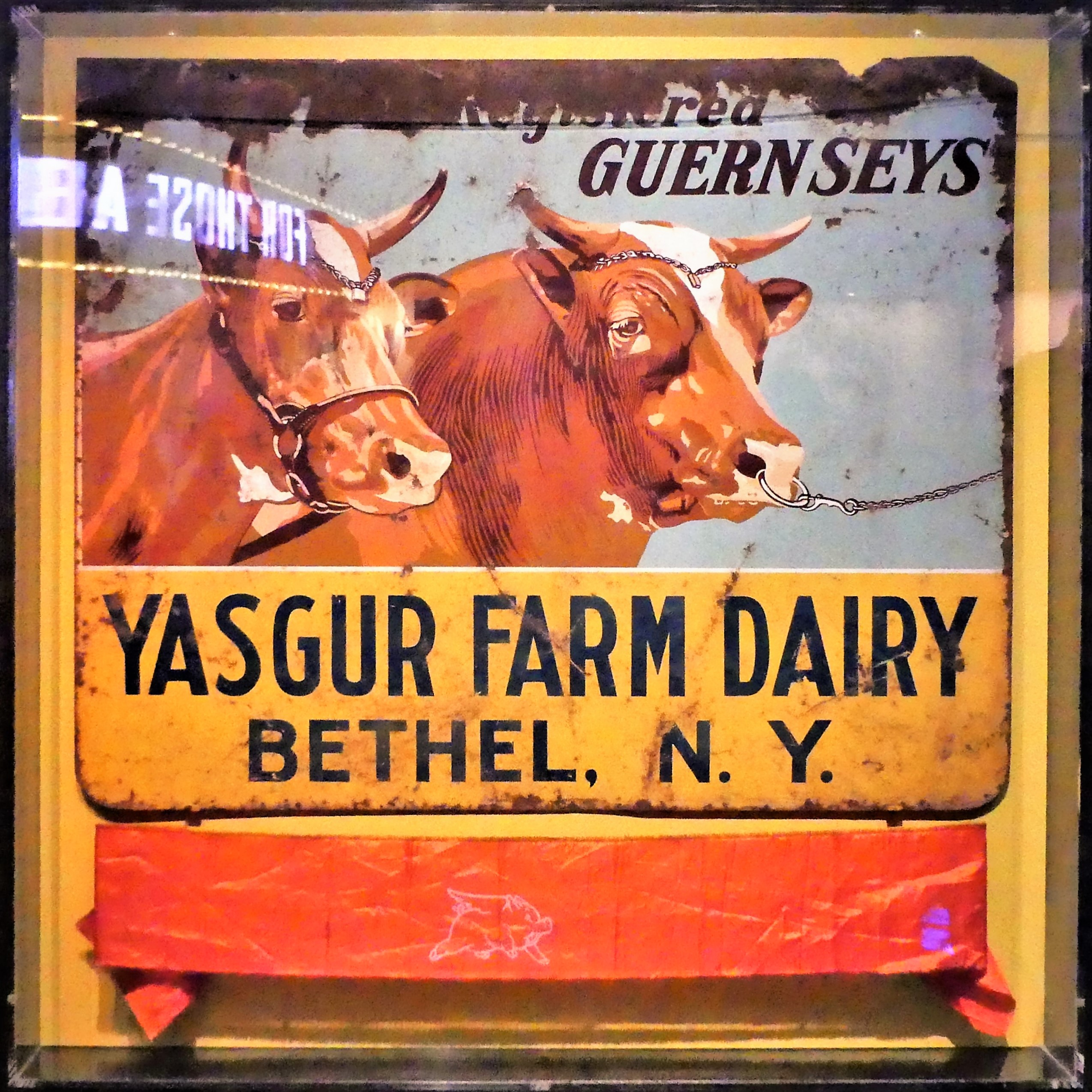 Yasgur Farm Dairy