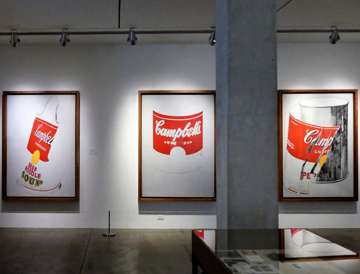 Campbell's Soup tryptic