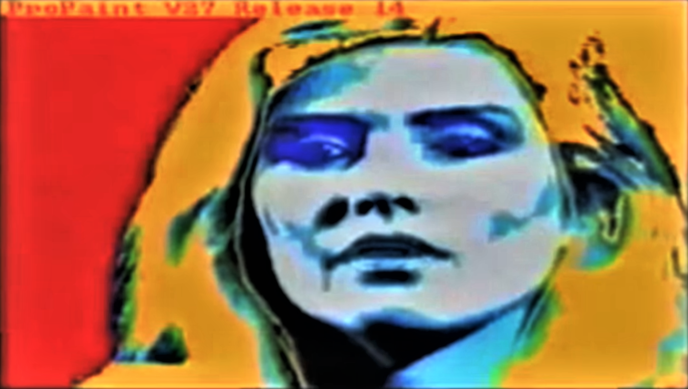 Warhol's Debbie Harry