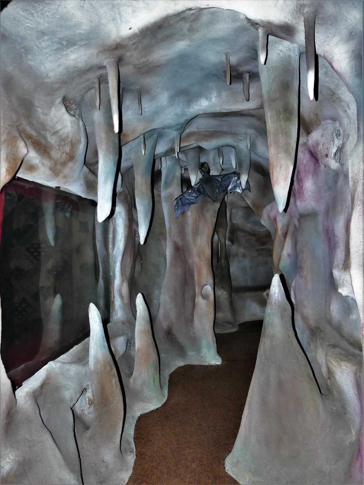 basement cave