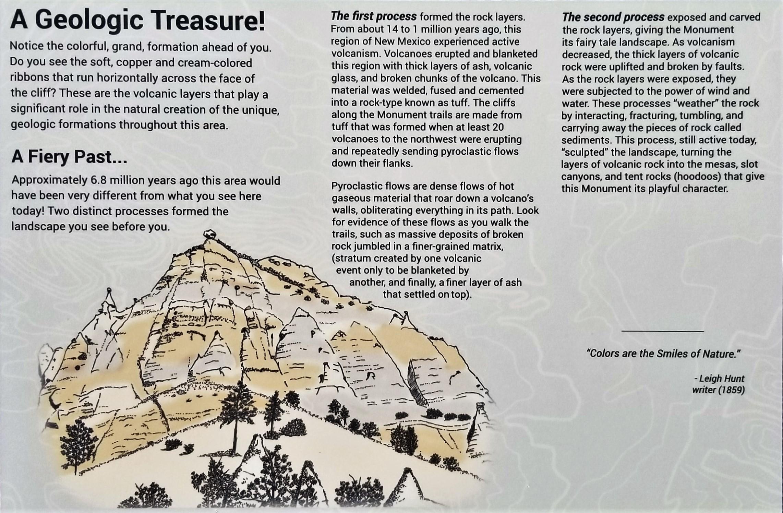 Geologic treasure
