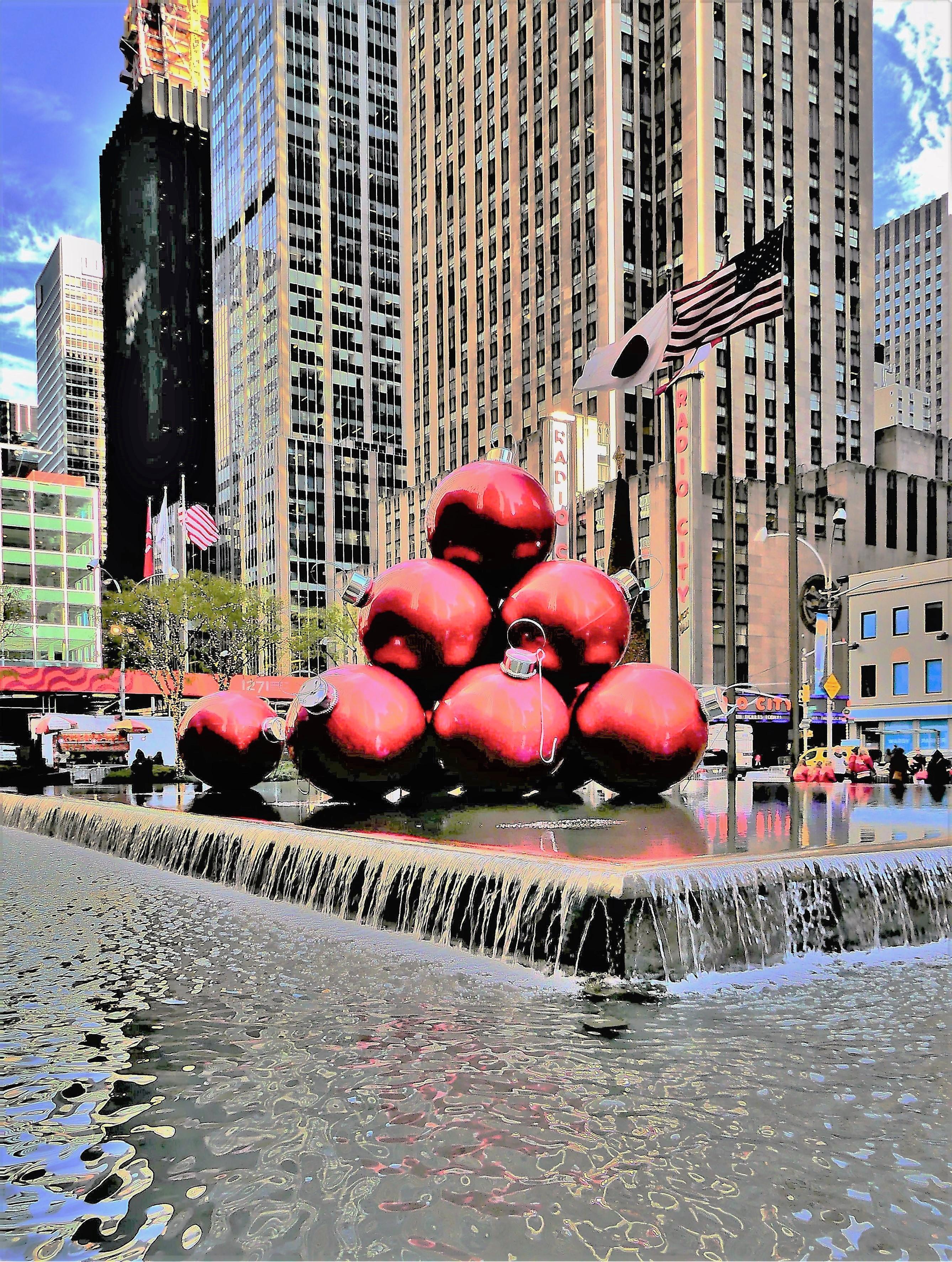 Big Ornaments