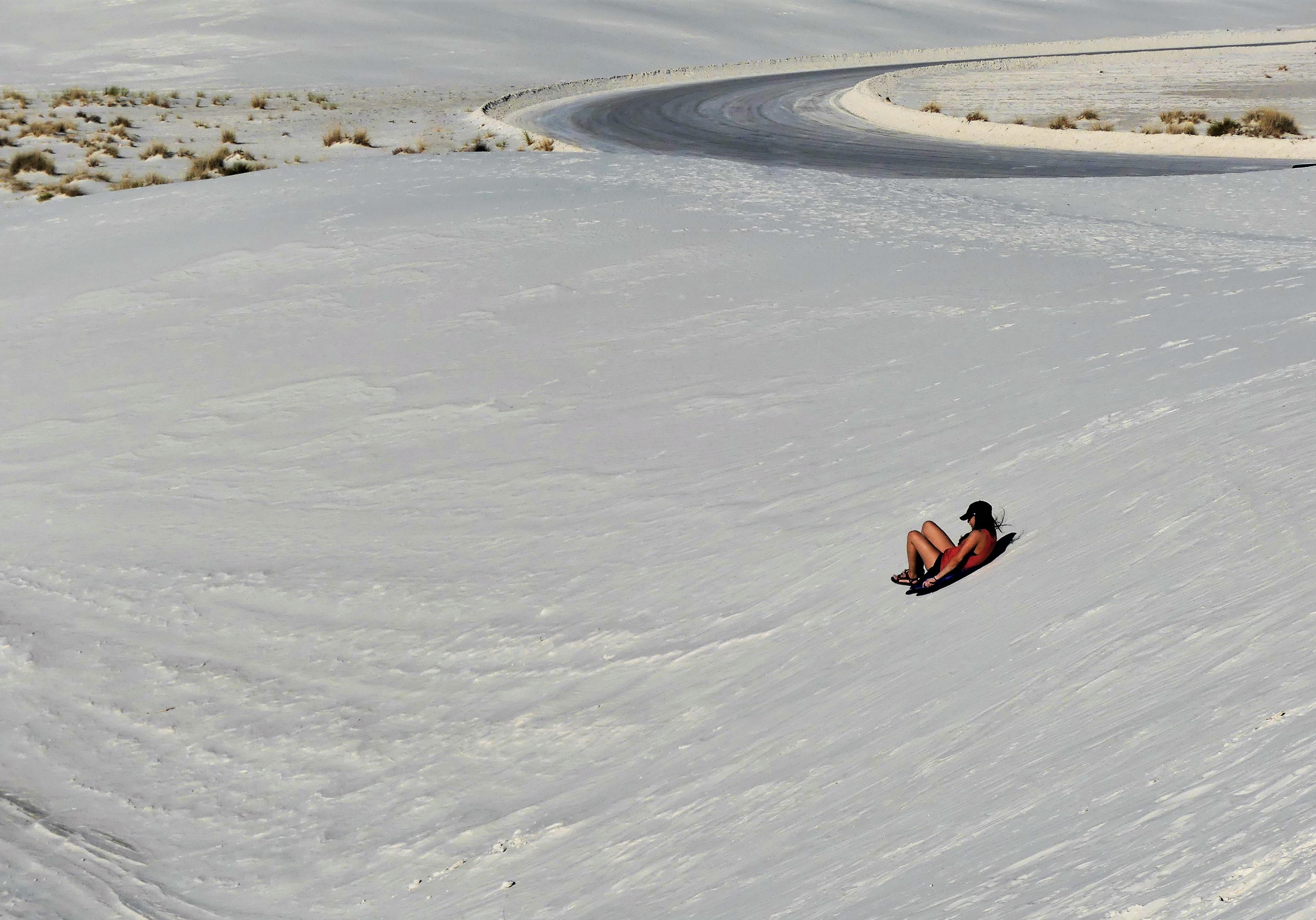 girl on sled (2)
