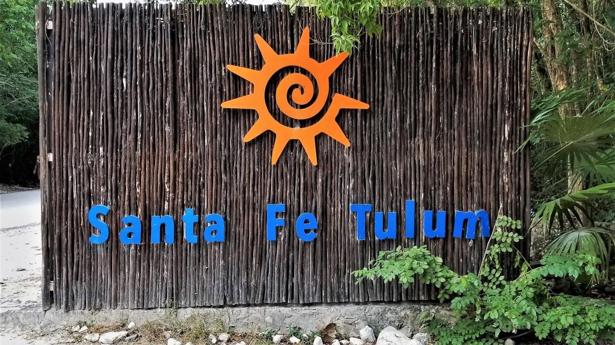 Santa Fe wall