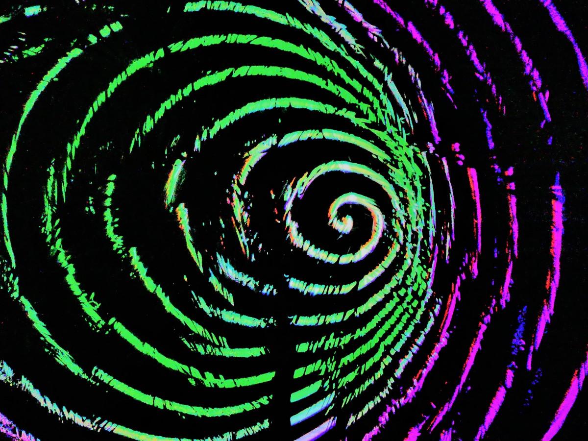 spiral palm