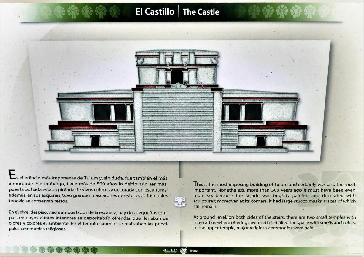 castillo signage