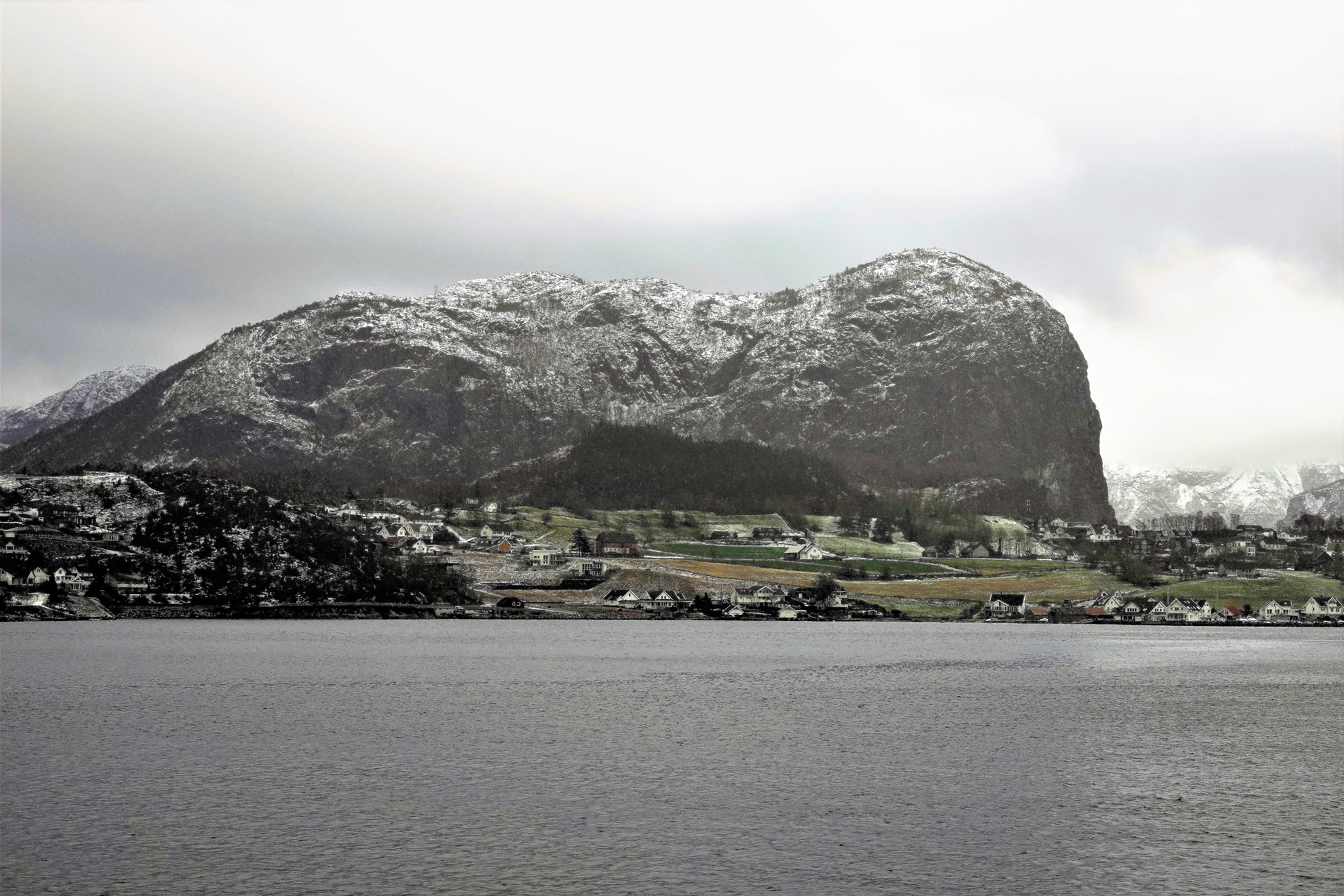 gateway to Lysefjord