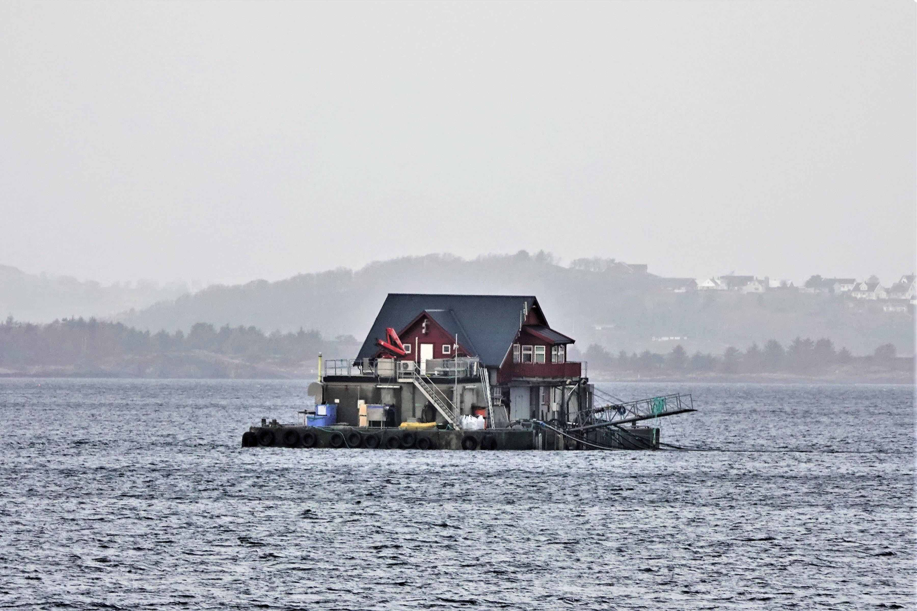 pier house