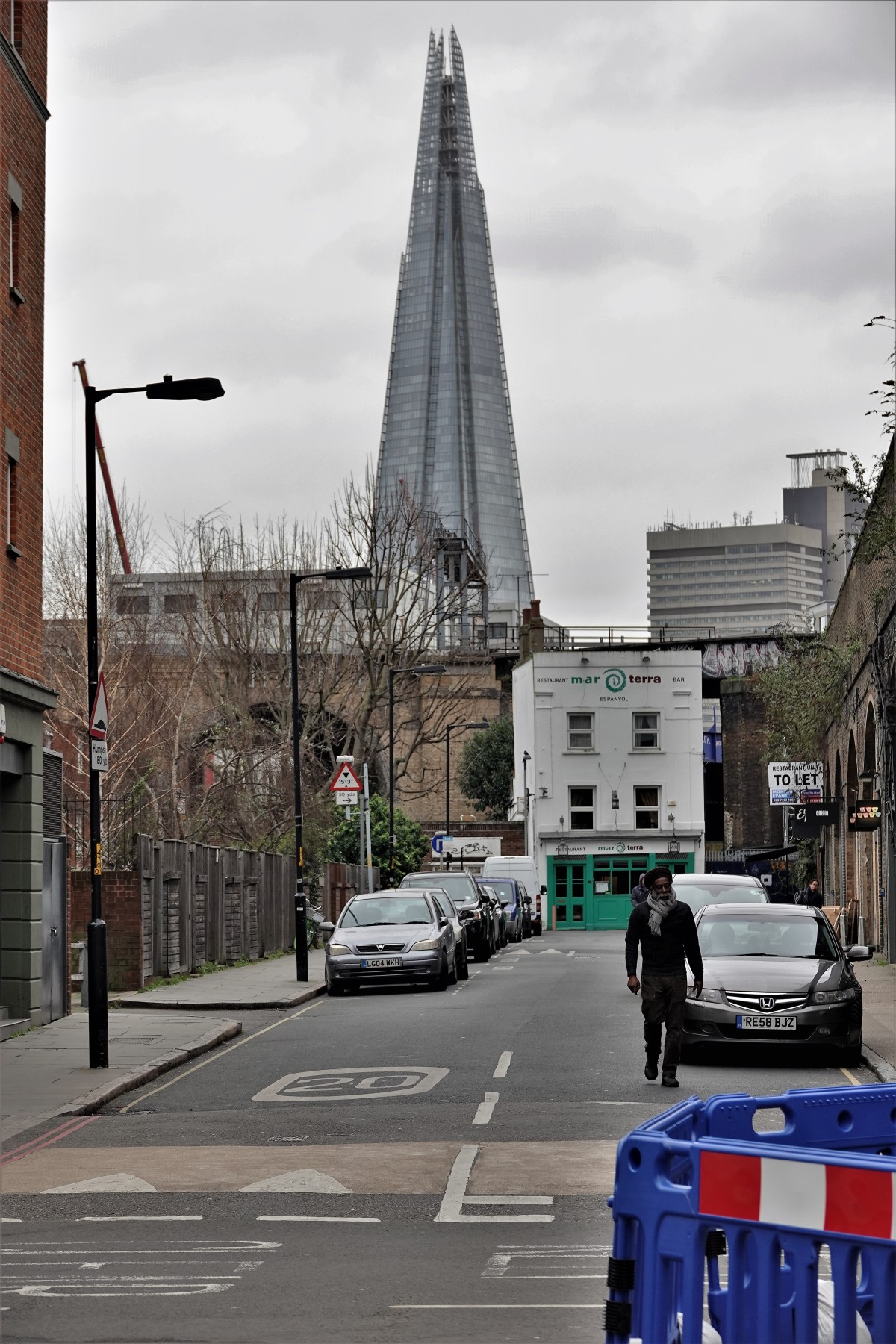 Shard from Blackfriar