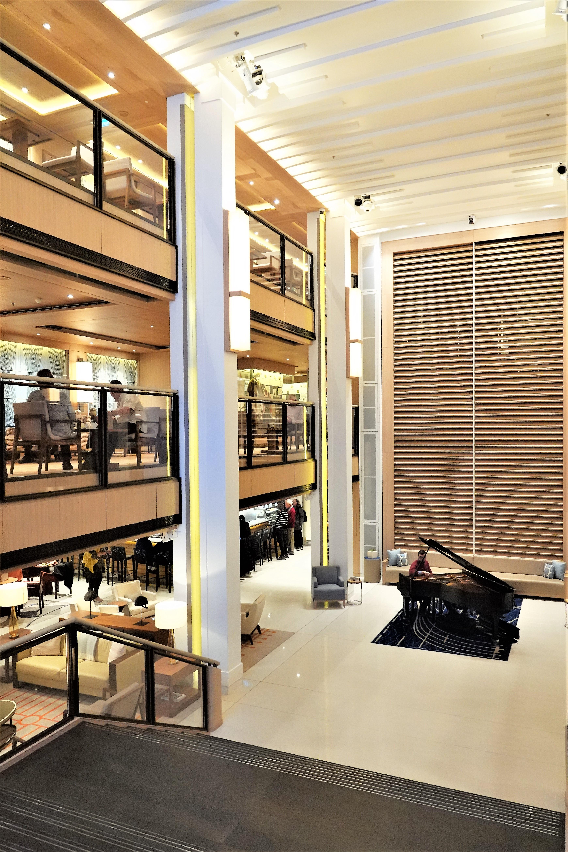 piano atrium