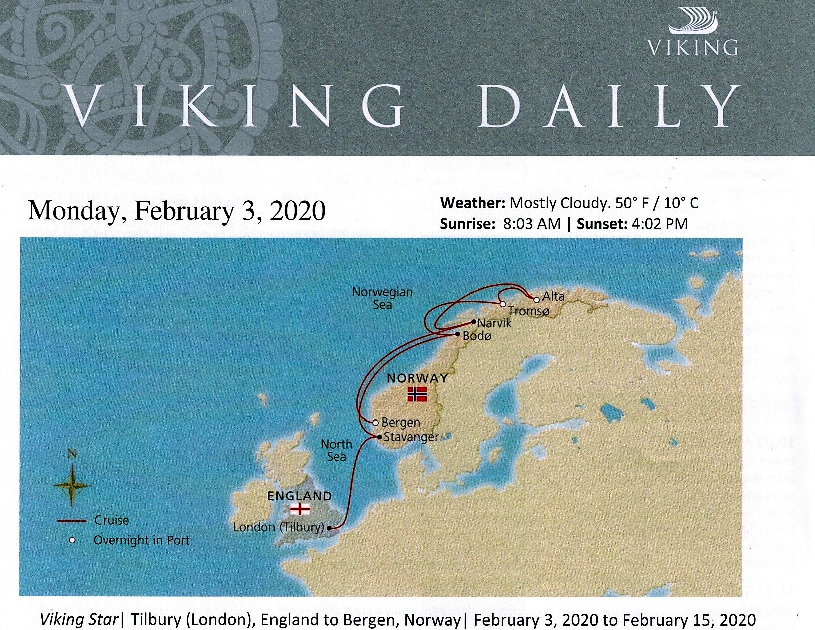Viking Daily